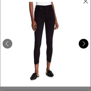 """Rag and Bone """"Manson"""" high rise skinny ankle jeans"""